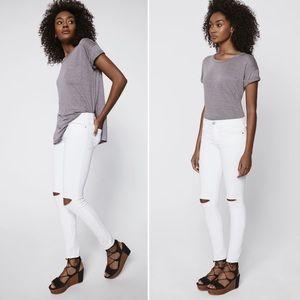 Rebecca Minkoff Thompson MidRise Skinny Jeans 29